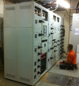 Scarman House Substation No-17